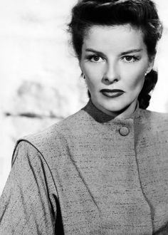 KATHARINE HEPBURN (The African Queen, The Philadelphia Story, Guess Who's Coming To Dinner, The Lion In Winter and On Golden Pond; died in June of 2003 of cancer at the age of 96)