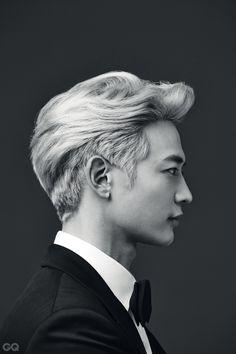 Minho (SHINee) - GQ Magazine October Issue '16