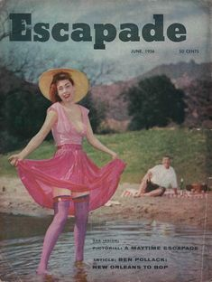 Escapade, June 1956.