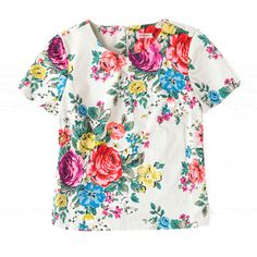 Hampstead Rose Patterned Top   Cath Kidston  