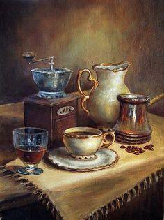 máquina de moêr café