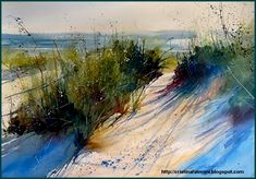 michael atkinson watercolor - Google Search