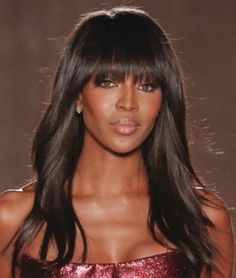 Get Naomi Campbell's Hair From Zac Posen's Fall Show