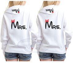 So getting these! Wifey hoodies!!!