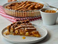 Ο Γιώργος Τσούλης φτιάχνει μοναδικά και απολαυστικά γλυκά για εσάς! Pasta, Apple Pie, Waffles, French Toast, Flora, Breakfast, Cake, Desserts, Greek