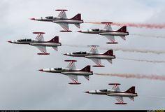 Turkey - Air Force : Turkish Stars..