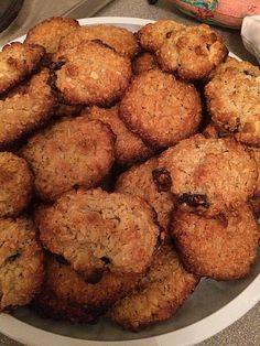 Haferflockenkekse, ein beliebtes Rezept aus der Kategorie Kekse & Plätzchen. Bewertungen: 70. Durchschnitt: Ø 4,4.