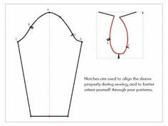 Video on drafting a sleeve based on your bodice sloper. Haven't tried it yet, but it looks interesting.