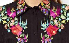 embroidered boho shirt - asos boomerinas.com -
