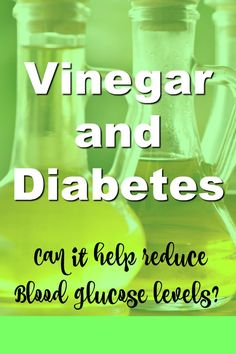 These studies have shown to make a difference in blood glucose levels