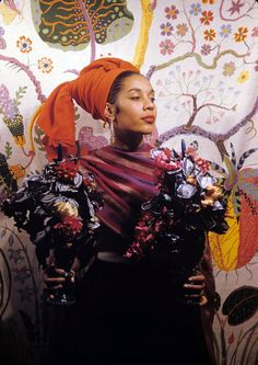 Carmen De Lavallade (born March 6, 1931) is an American actress, dancer, and choreographer. Photo by Carl Van Vechten.