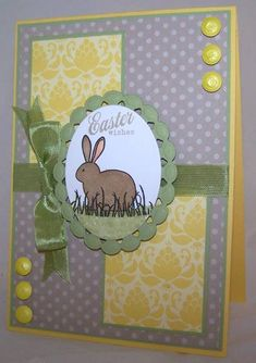 another easter card