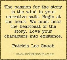 Quotable - Patricia Lee Gauch