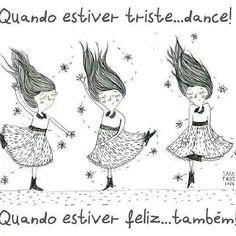 Dance, dance, dance ...