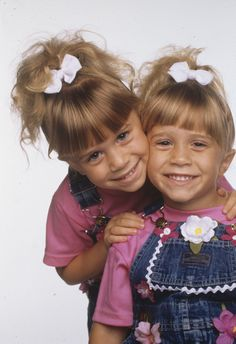 "Mary-Kate+and+Ashley+Olsen+Will+Not+Be+Reprising+Their+Role+As+Michelle+Tanner+On+""Fuller+House""  - Seventeen.com"