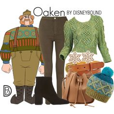 DisneyBound is meant to be inspiration for you to pull together your own outfits which work for your body and wallet whether from your closet or local mall. As to Disney artwork/properties: ©Disney Disney Character Outfits, Cute Disney Outfits, Disney Dress Up, Disney Themed Outfits, Character Inspired Outfits, Disney Bound Outfits, Cute Outfits, Disney Clothes, Frozen Inspired Outfits