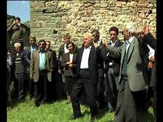 THE TRADITIONAL SONG FOR SAINT GEORGIOS AT MYROFYLLON MONASTERI IN TRIKALA  - THESSALY GREECE Peace On Earth, Dancing, Greece, Songs, Traditional, Greece Country, Dance, Song Books