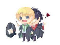 The Adventure of Chibi!Harry. Please correct my awful English.. together~