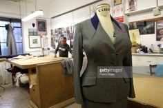Accessories for costumes at the Tirelli Atelier on February 20 2015... Foto di attualità | Getty Images