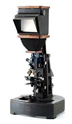 Super Photo universal research microscope with a photographic system