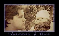 Shannon Hoon and Daughter Nico Hoon