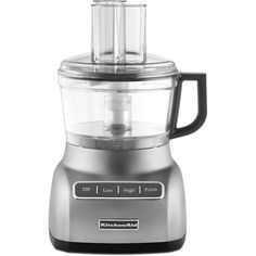 FREE SHIPPING! Shop Wayfair for KitchenAid 7 Cup Food Processor with ExactSlice System - Great Deals on all Kitchen & Dining products with the best selection to choose from! --$99.99