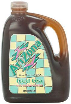 Arizona Iced Tea with Lemon, 128 oz: AriZona® Iced Tea with Lemon Flavor. Gourmet Recipes, Snack Recipes, Snacks, Skippy Peanut Butter, Iced Tea, Drinking Tea, Juices, Grocery Store, Fresh Fruit