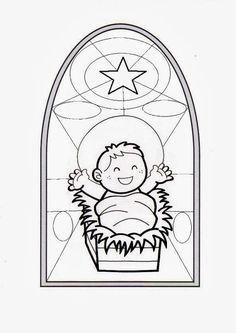 Preschool Christmas, Christmas Crafts For Kids, Xmas Crafts, Christmas Printables, Christmas Colors, Christmas Art, Preschool Crafts, String Art Patterns, Happy Birthday Jesus