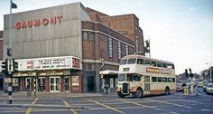 Gaumont and bus in Doncaster