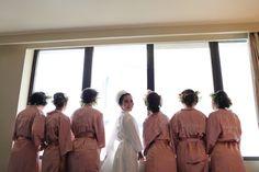 Magnificent Indonesian Wedding at the Mandarin Oriental Jakarta | Aisle Perfect #wedding #bridesmaids