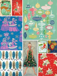 Christmas Trends – Print, Pattern & Graphics