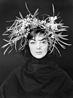 Ivy Nicholson by Genia Rubin.
