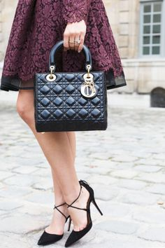 From Paris With Love - Dior classic but so timeless handbags