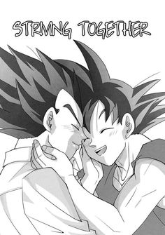 Striving together (goku x vegeta doushinji) - 1 - Wattpad