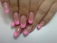 nail art patterns french manicure - Google Search