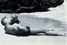 Roy Lichtenstein. Kiss II 1962