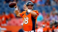 Only 10 QBs in the NFL history have thrown HALF as many touchdown passes as Peyton Manning!