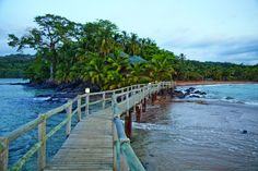 sao tome and principe pictures Honeymoon Vacations, Vacation Trips, Vacation Places, Places To Travel, Places To Go, Costa, Visit Victoria, Island Nations, African Safari