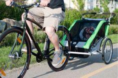 #chariot cheetah #fietskar #chariot fietskar #bike trailer #bicycle trailer Bike Trailer, Baby Things, Affiliate Marketing, Cheetah, Bicycle, Bike, Bicycle Kick, Bicycles