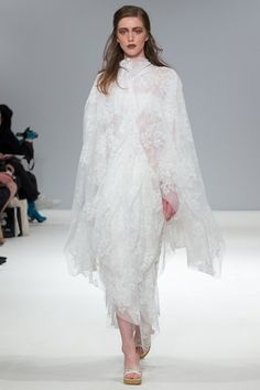 Swedish School of Textiles SS16 NYFW LFW PFW MFW