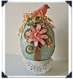 decorated Easter egg from Ranger