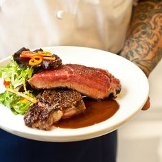 The Ultimate Guide To The Best Wild Game And Seafood Dishes In Charlotte - Game Dishes