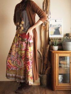 boho and ethnic fashion coordinate VOL.12 エスニックボヘミアンファッション|エスニックなら通販サイトshams