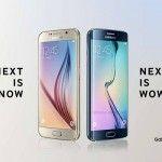 Samsung Galaxy S6 และ Galaxy S6 Edge ราคาเริ่มต้นเบา ๆ ราว 25,400 บาท