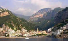 Want to visit the Amalfi Coast? Make it happen with a registry on www.wishbucket.com.au
