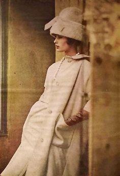 (fashion editorial 1961)