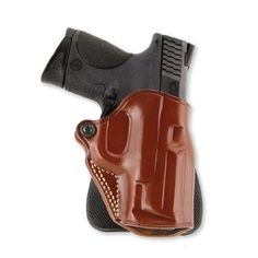 Galco Speed Paddle Holster for 1911 5-Inch Colt, Kimber, Para, Springfield (Tan, Right-hand) by Galco. $59.96. Featuring an open top design for speed, covered trigger guard for safety, and tension screw adjustment for added security, the Speed Paddle adds convenient on/off ability to the equation. This holster also includes Galco's patented copolymer injection-molded belt-lock paddle, which makes it possible to put on and take off this holster without removing your belt.     C...