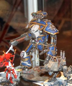 40K SHOWCASE: A Gallery of Knights | Warhammer 40k, Fantasy, Wargames & Miniatures News: Bell of Lost Souls