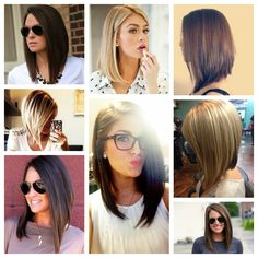Long Wavy Bob With Side Bangs | Hairstyles Model
