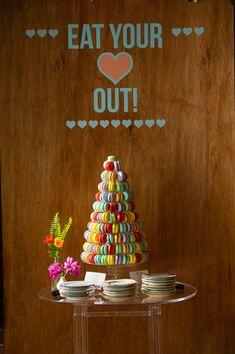 colorful wedding cake | Colorful Wedding Inspiration http://theproposalwedding.blogspot.it/ #wedding #inspiration #colors #summer #matrimonio #ispirazione #estate #colori